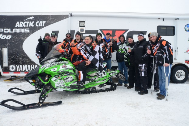 Christian Borthers Racing Team wins seven clans I-500